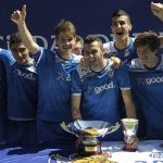 Las jóvenes promesas del Olympiacos brillan en el torneo de la Real Sociedad