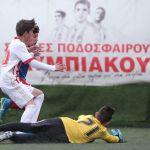 Ο Σισέ στο Πρωτάθλημα Σχολών του Ολυμπιακού!