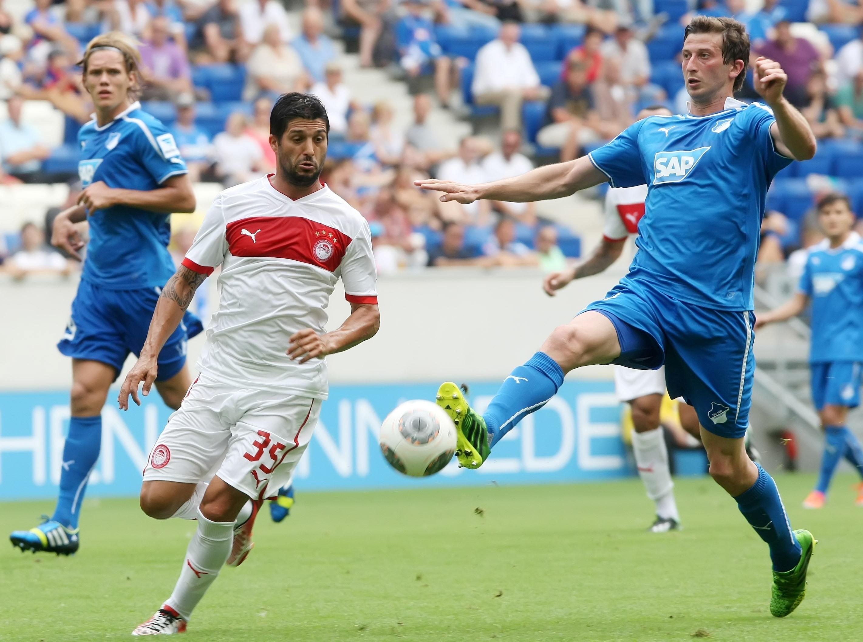 Hoffenheim – Olympiacos 4-1
