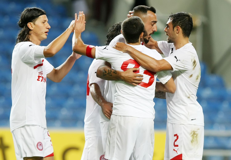 F.C. Newcastle United – Olympiacos F.C. 1-1 (4-4 pen.)