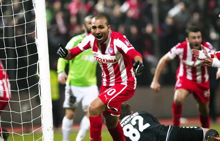 Levadiakos – Olympiacos 0-1