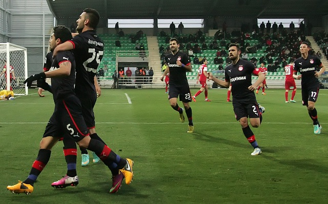 Skoda Ξάνθη – Ολυμπιακός 0-2