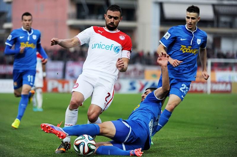 PAS Giannina – Olympiacos 2-0