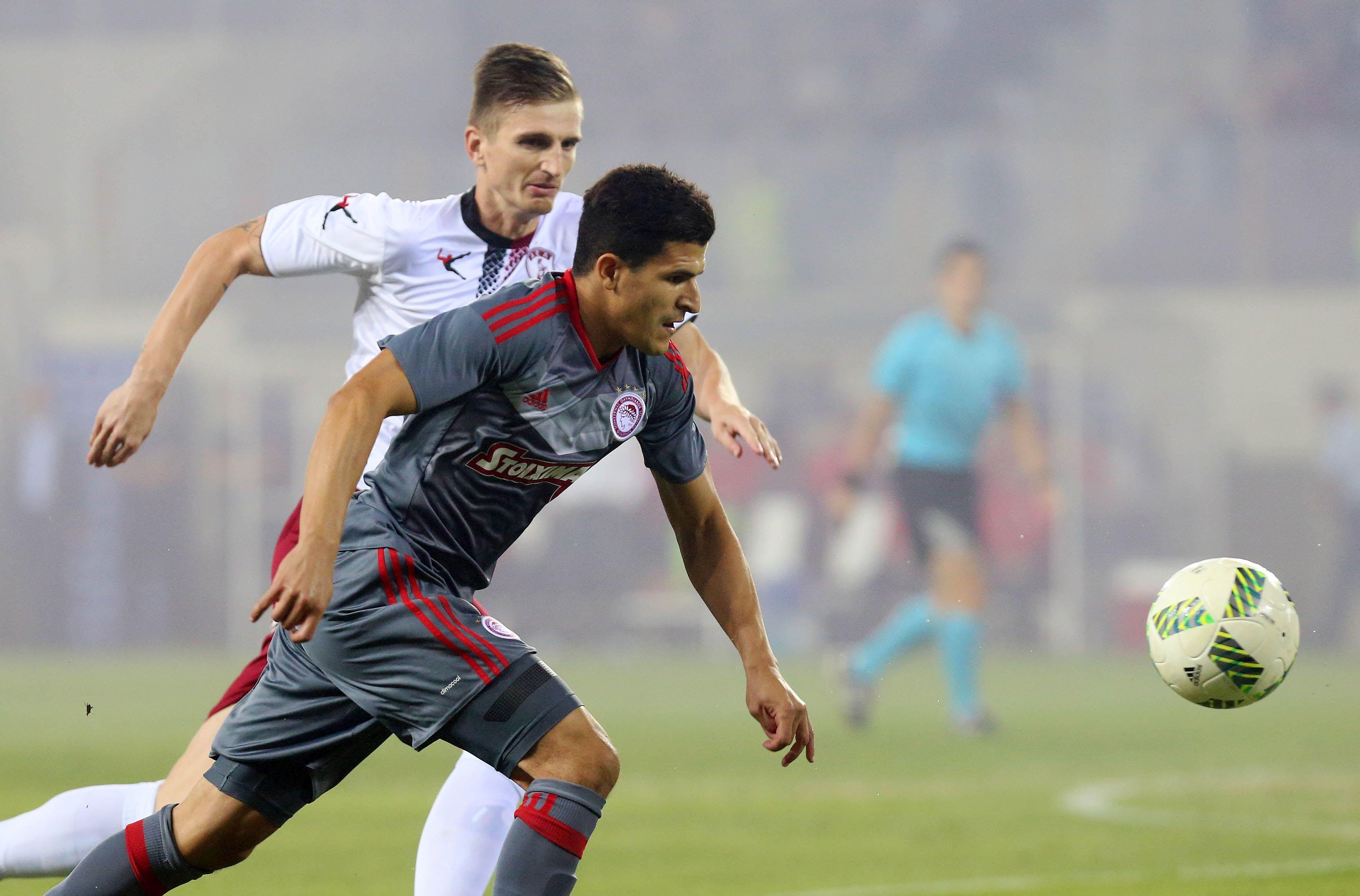 ΑΕΛ-Ολυμπιακός 1-0