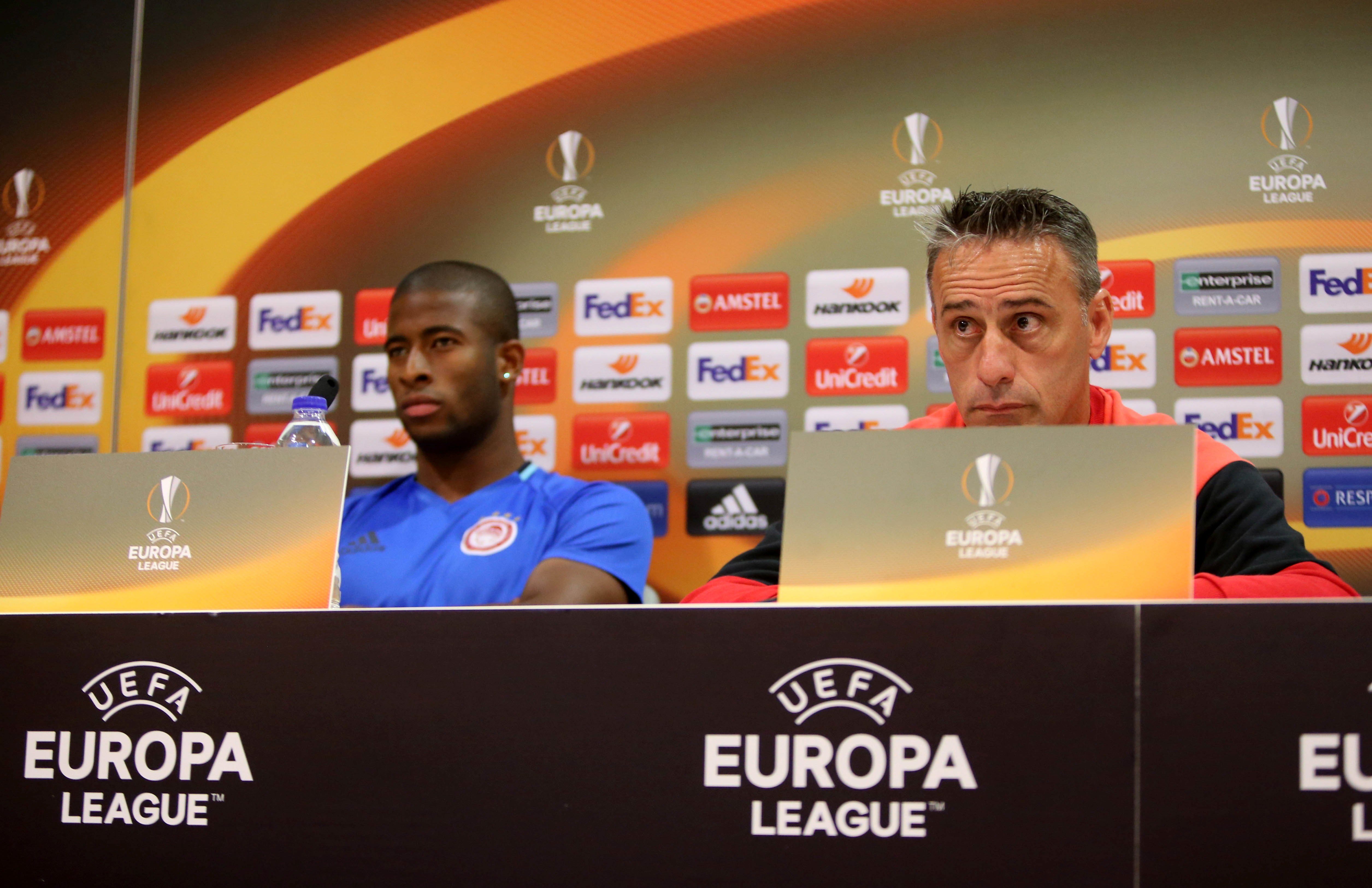 Pre-match Press Conference against Astana