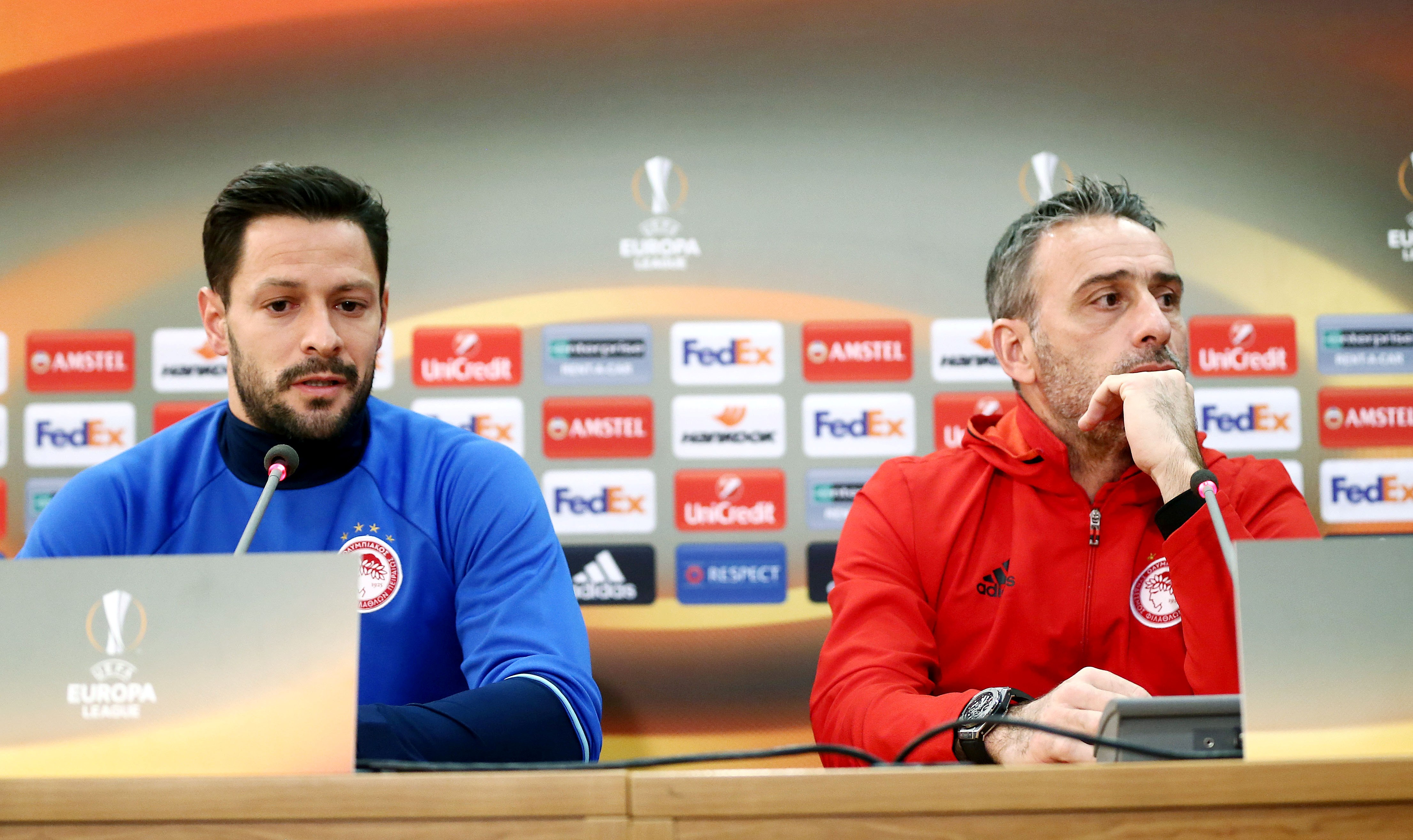 Pre-match Press Conference against APOEL