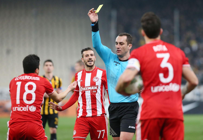 AEK – Olympiacós 1-0