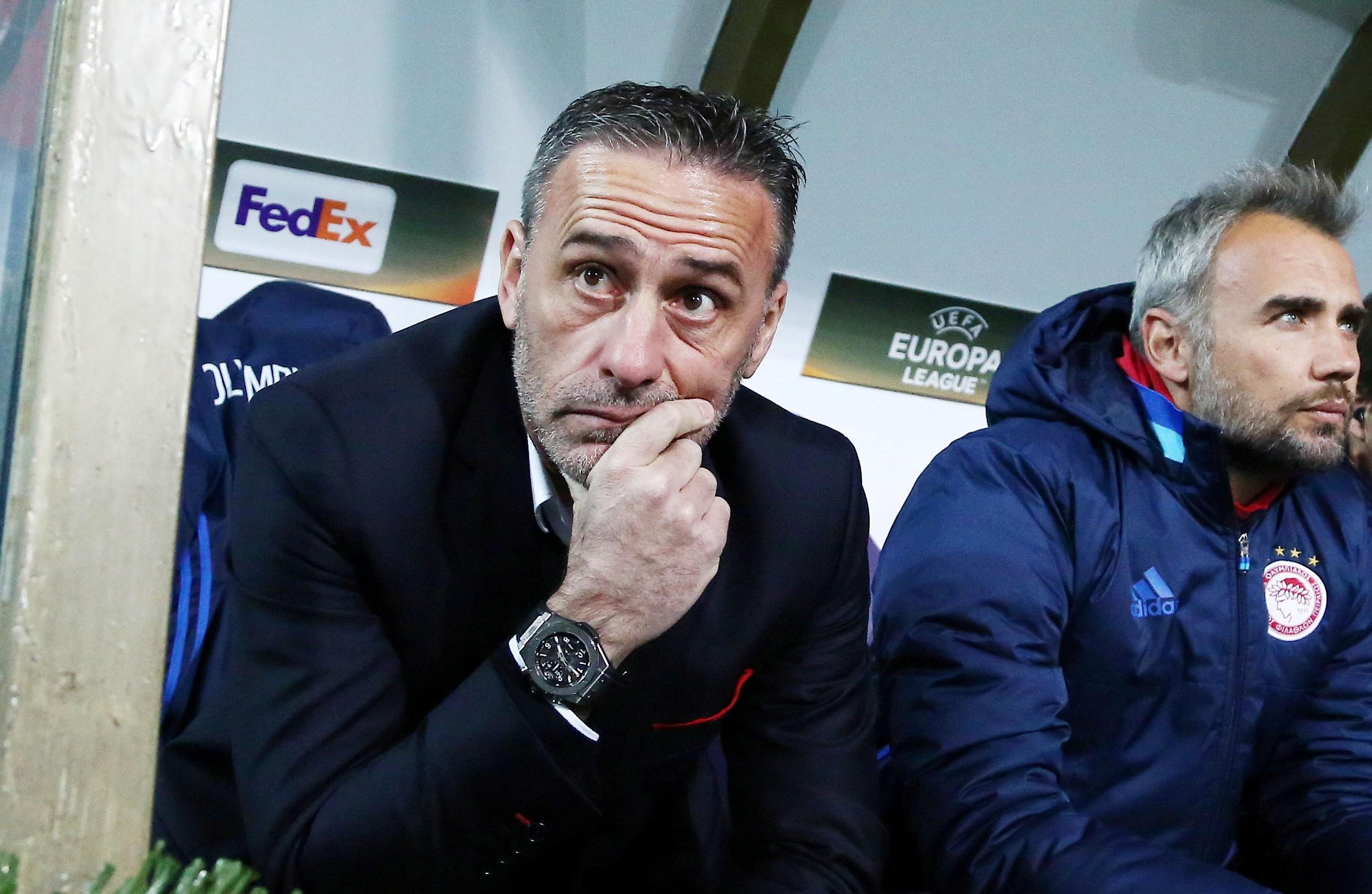 Post-match Press Conference against Osmanlispor