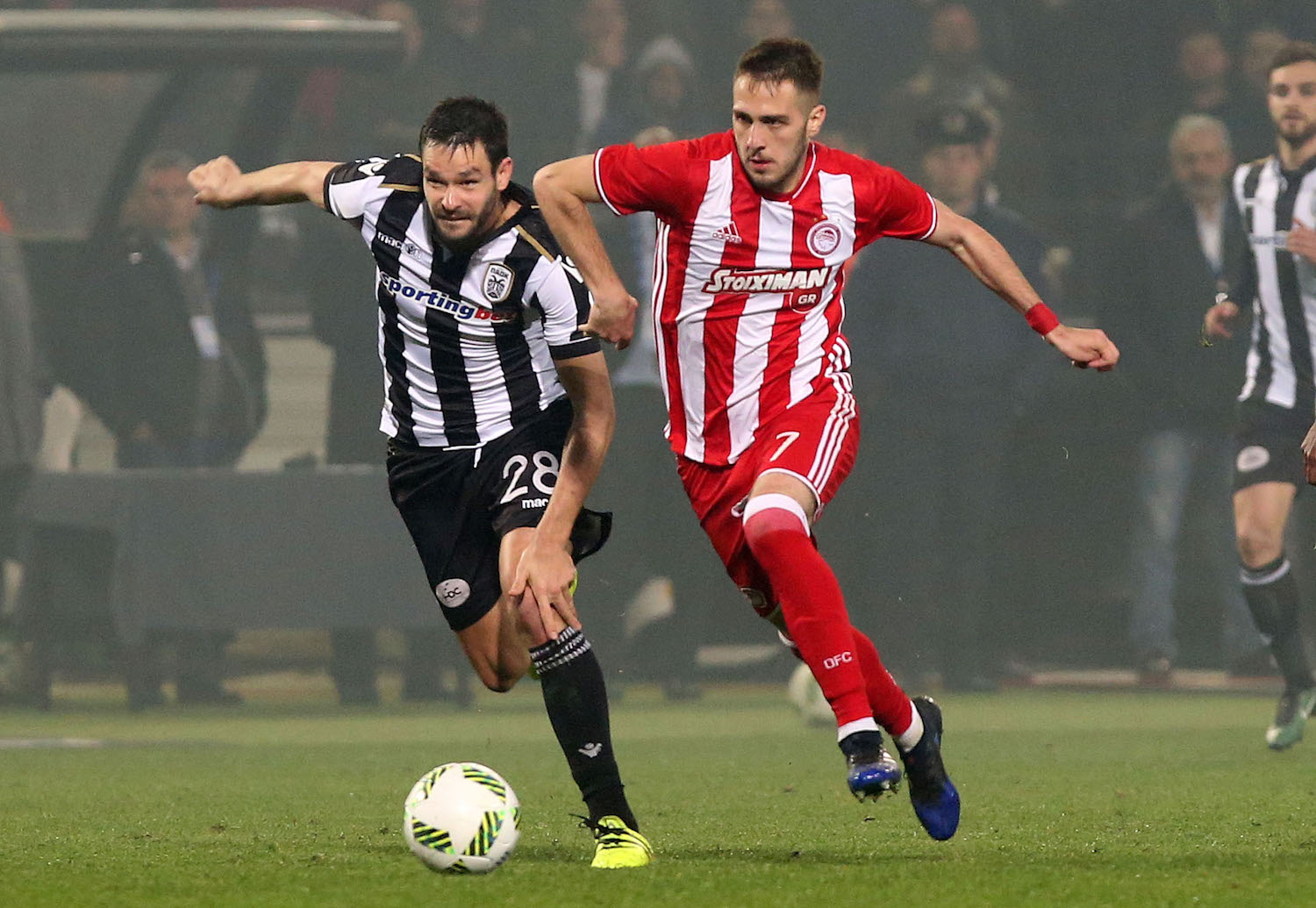PAOK – Olympiacos 2-0