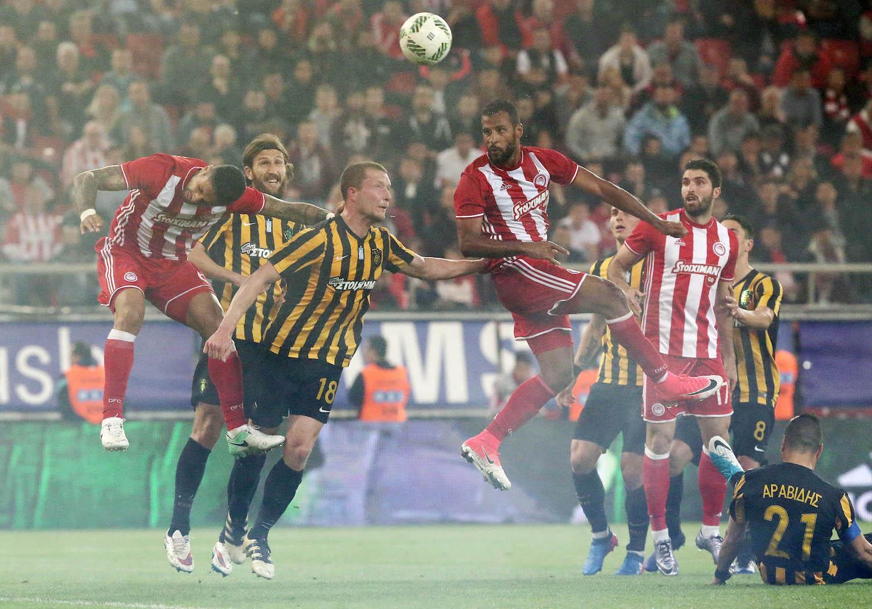 Olympiacos – AEK 1-2