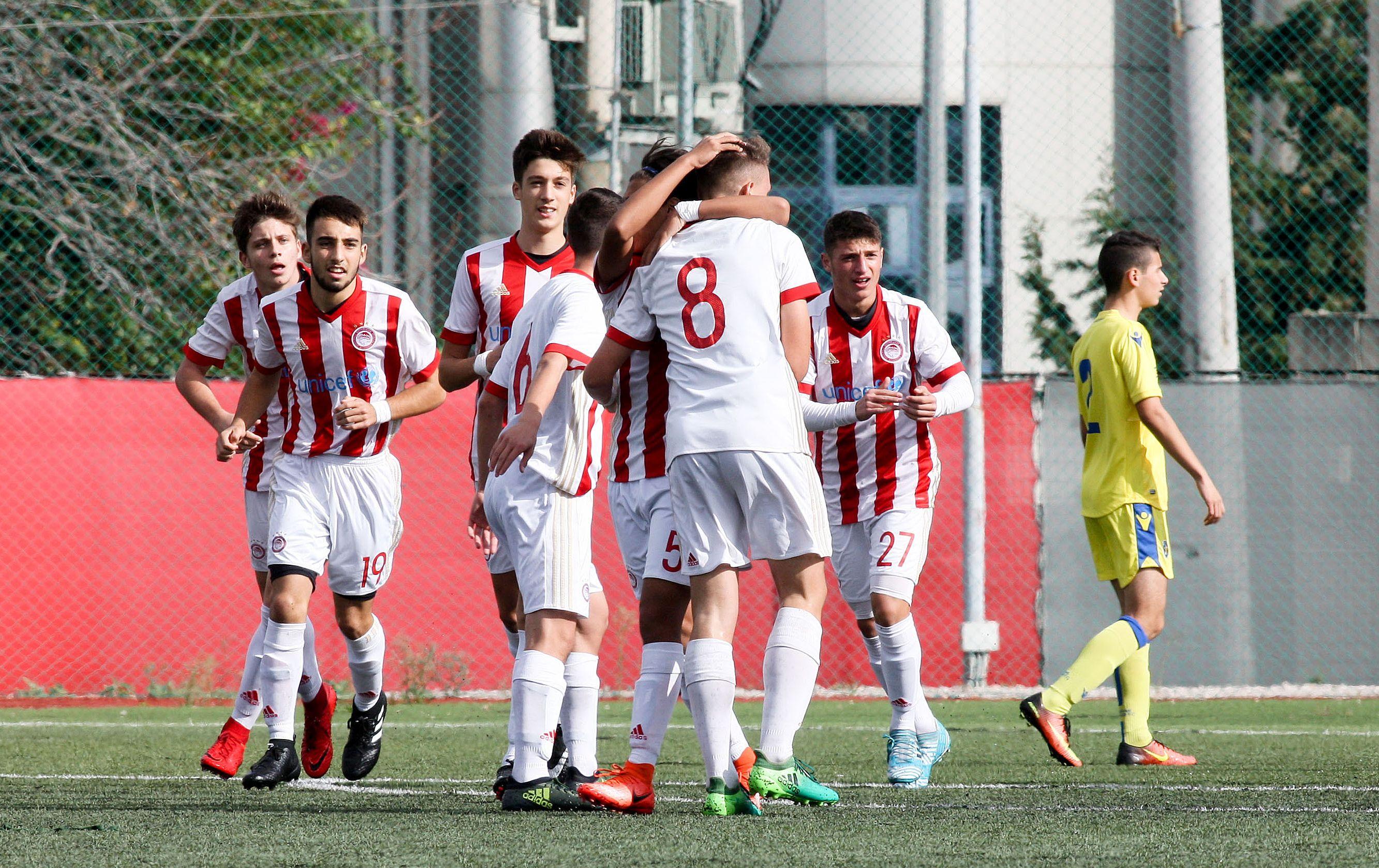 SL K-15: Αστέρας Τρίπολης-Ολυμπιακός 0-1