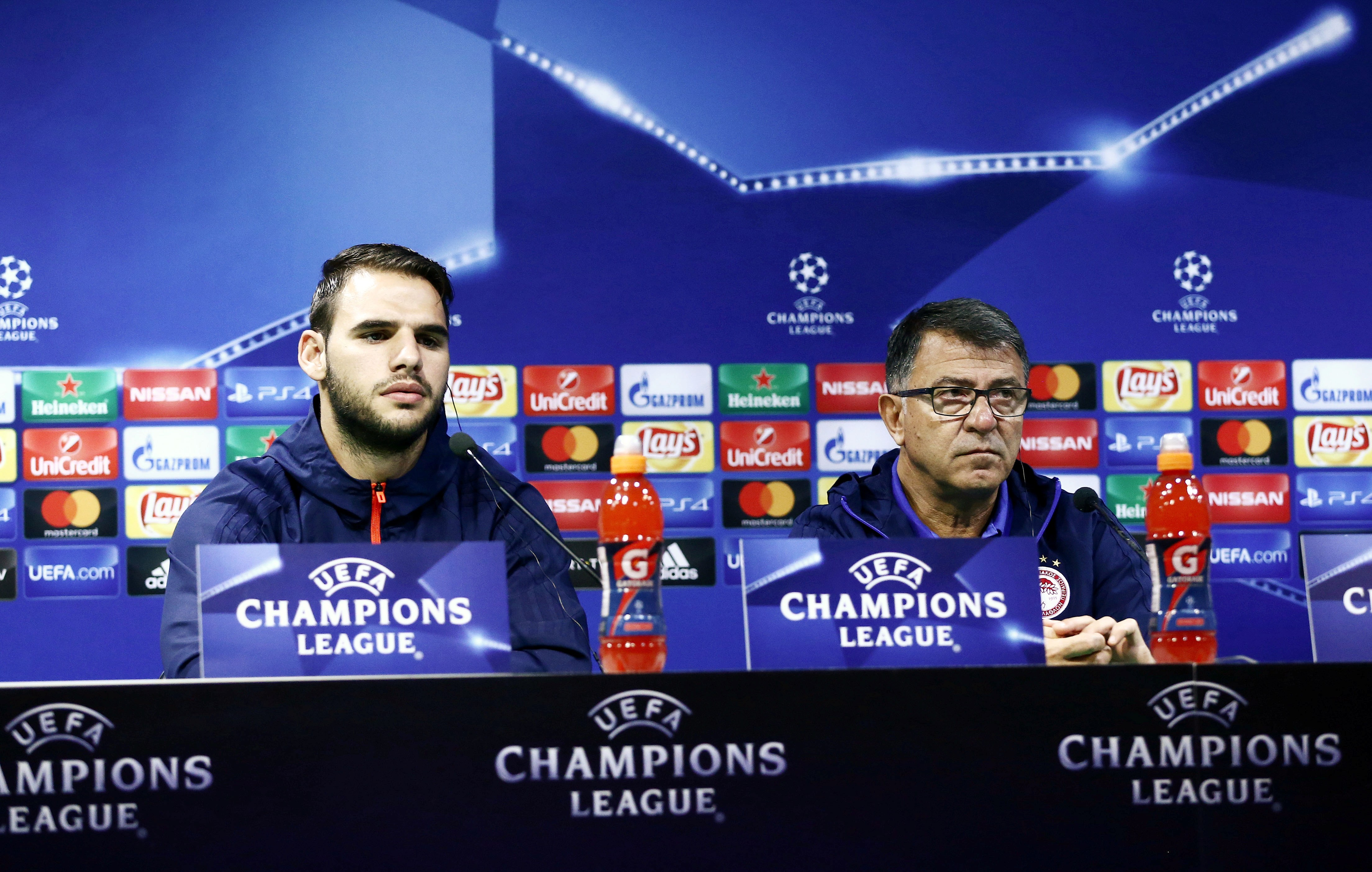 Pre-match Press Conference against Sporting