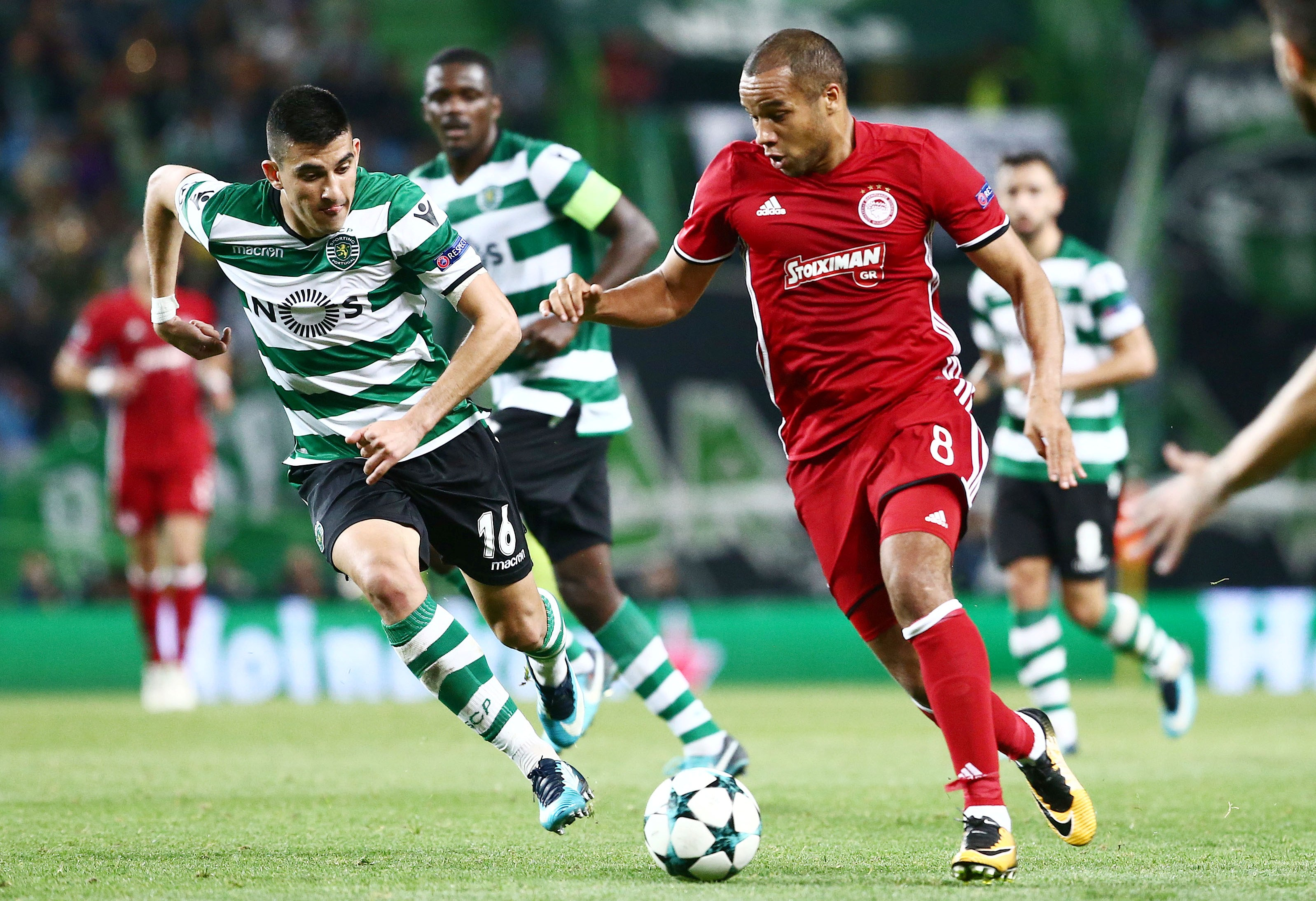 Sporting – Olympiacos 3-1