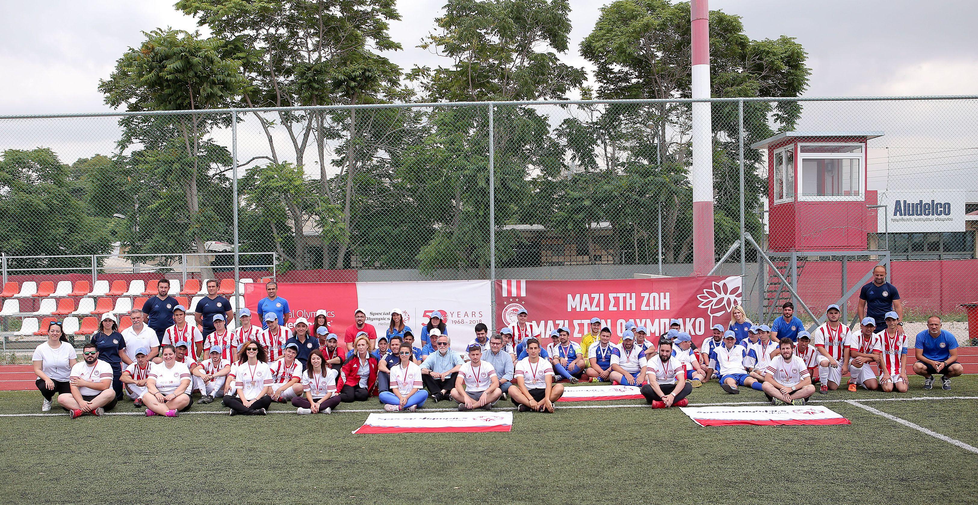 Επιτυχημένοι αγώνες Special Olympics στο Ρέντη!