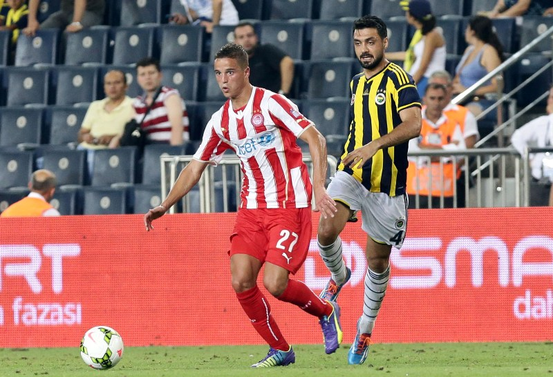 Fenerbahçe – Olympiacos 2-1