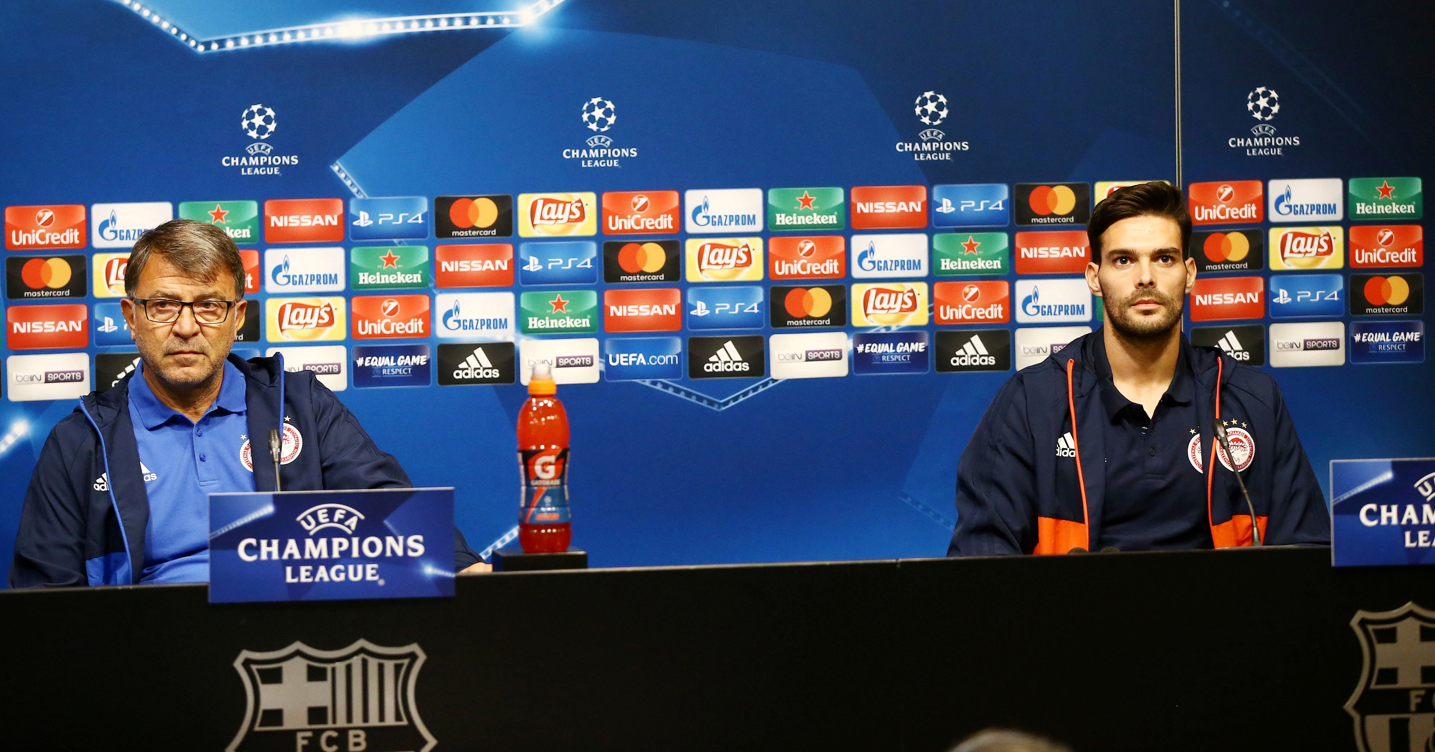 Pre-match Press Conference against Barcelona