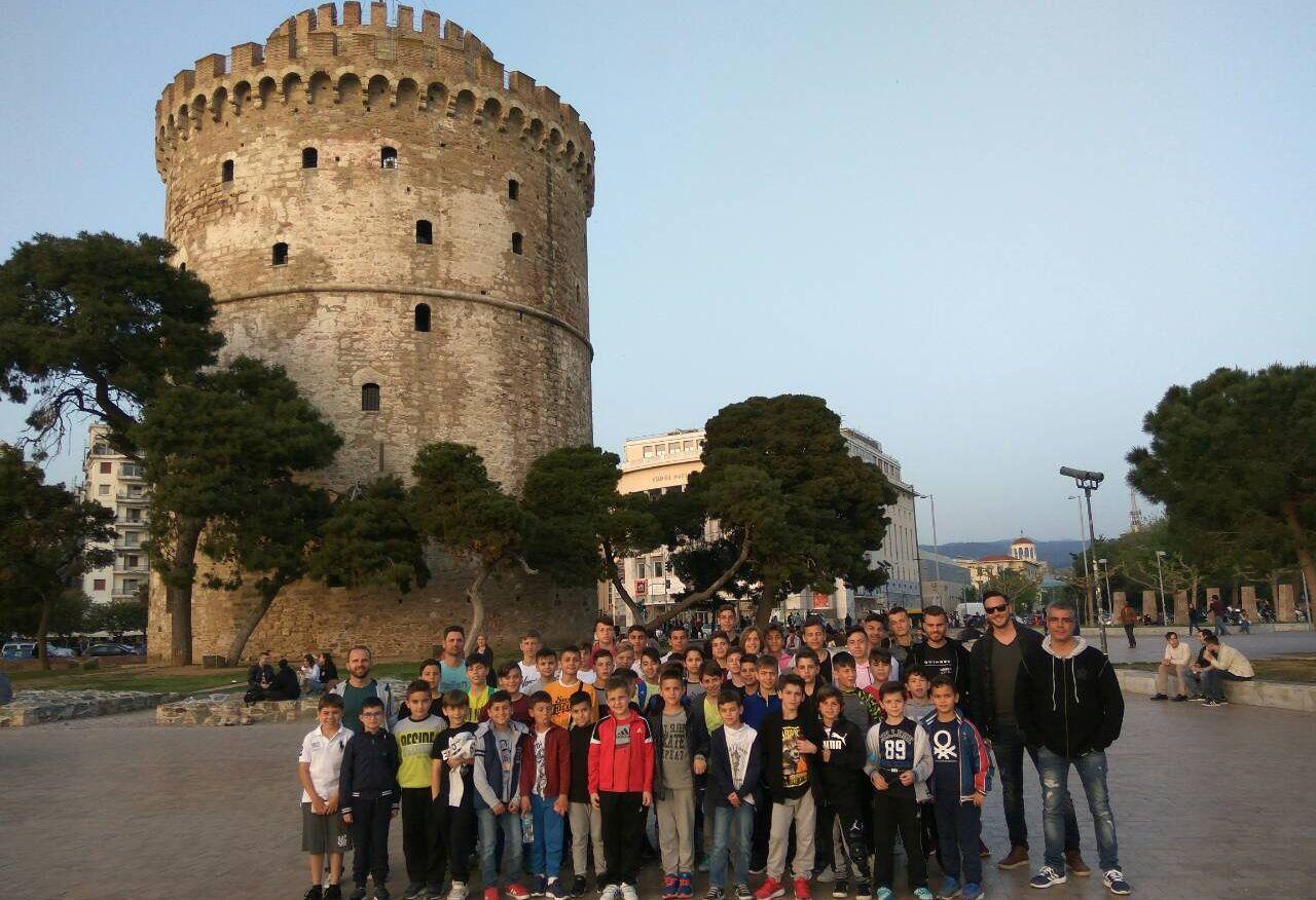 Θρυλικές επιτυχίες στη Θεσσαλονίκη!