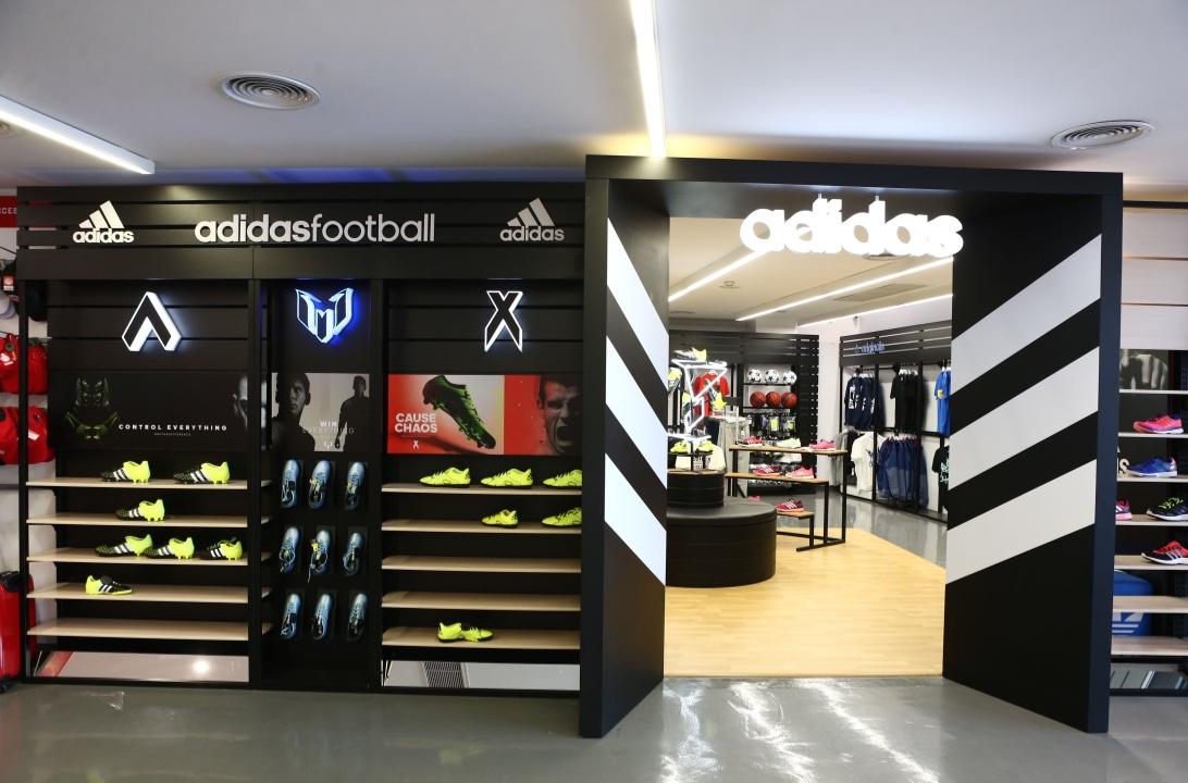 adidas corner στο REDstore