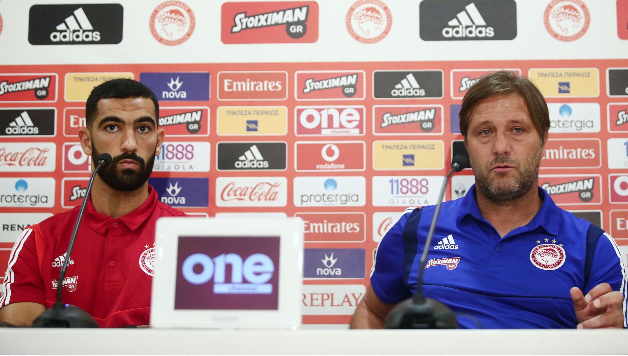 Martins and Meriah Press Conference ​