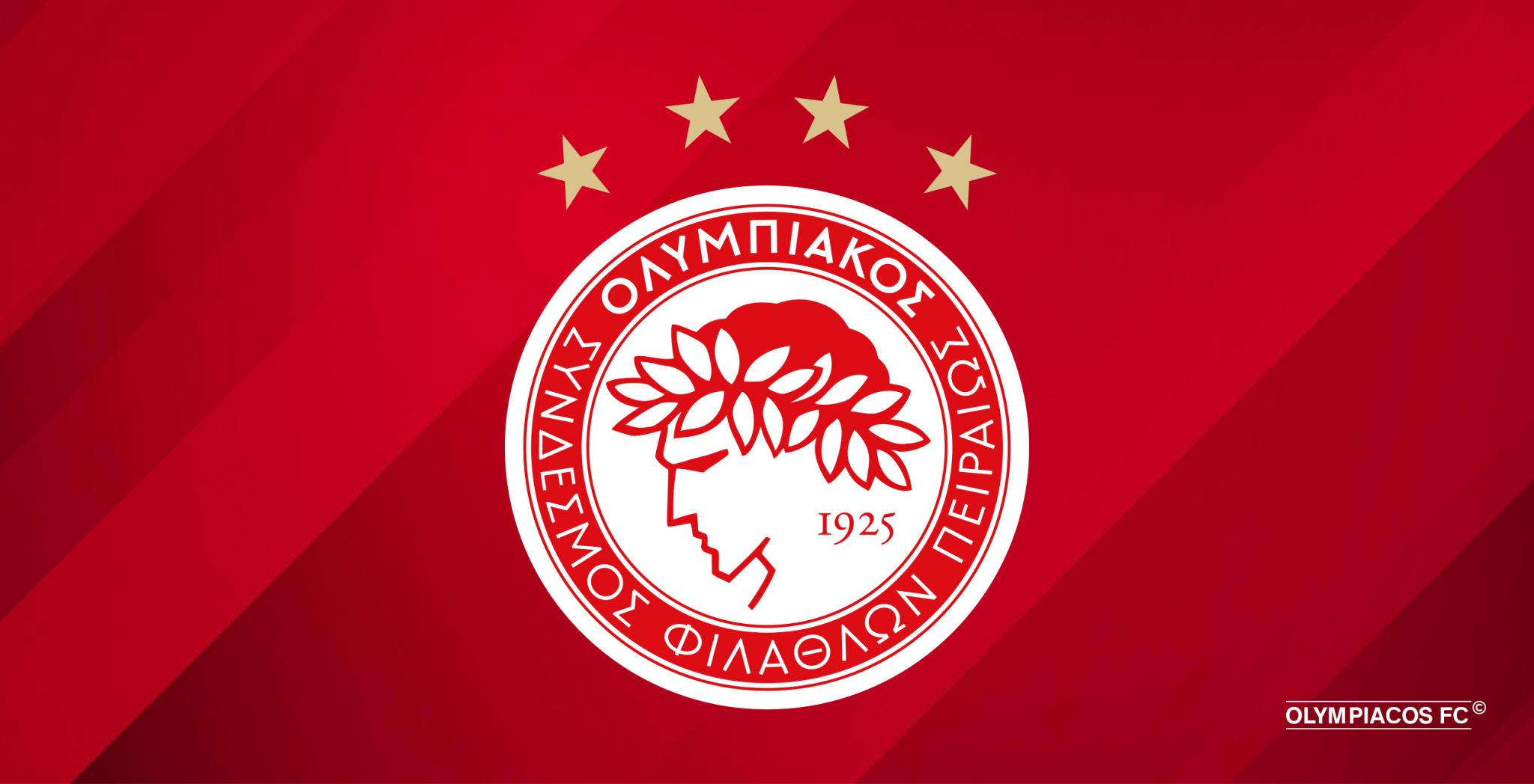 Announcement of Olympiacos FC