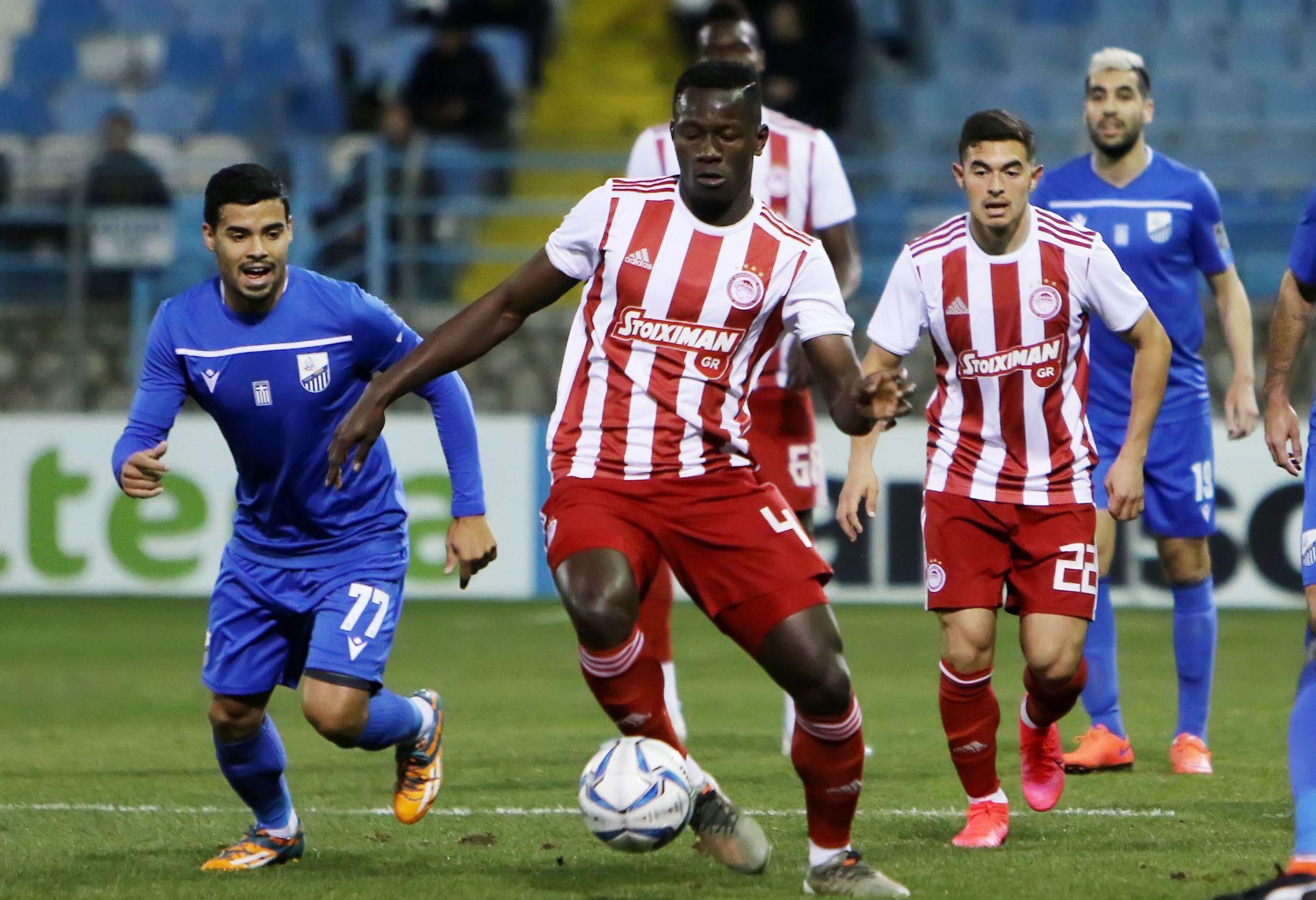 Goalless draw at Lamia