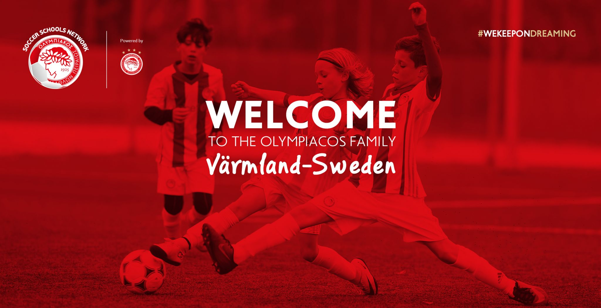 Our Legend's Academy lands on Sweden