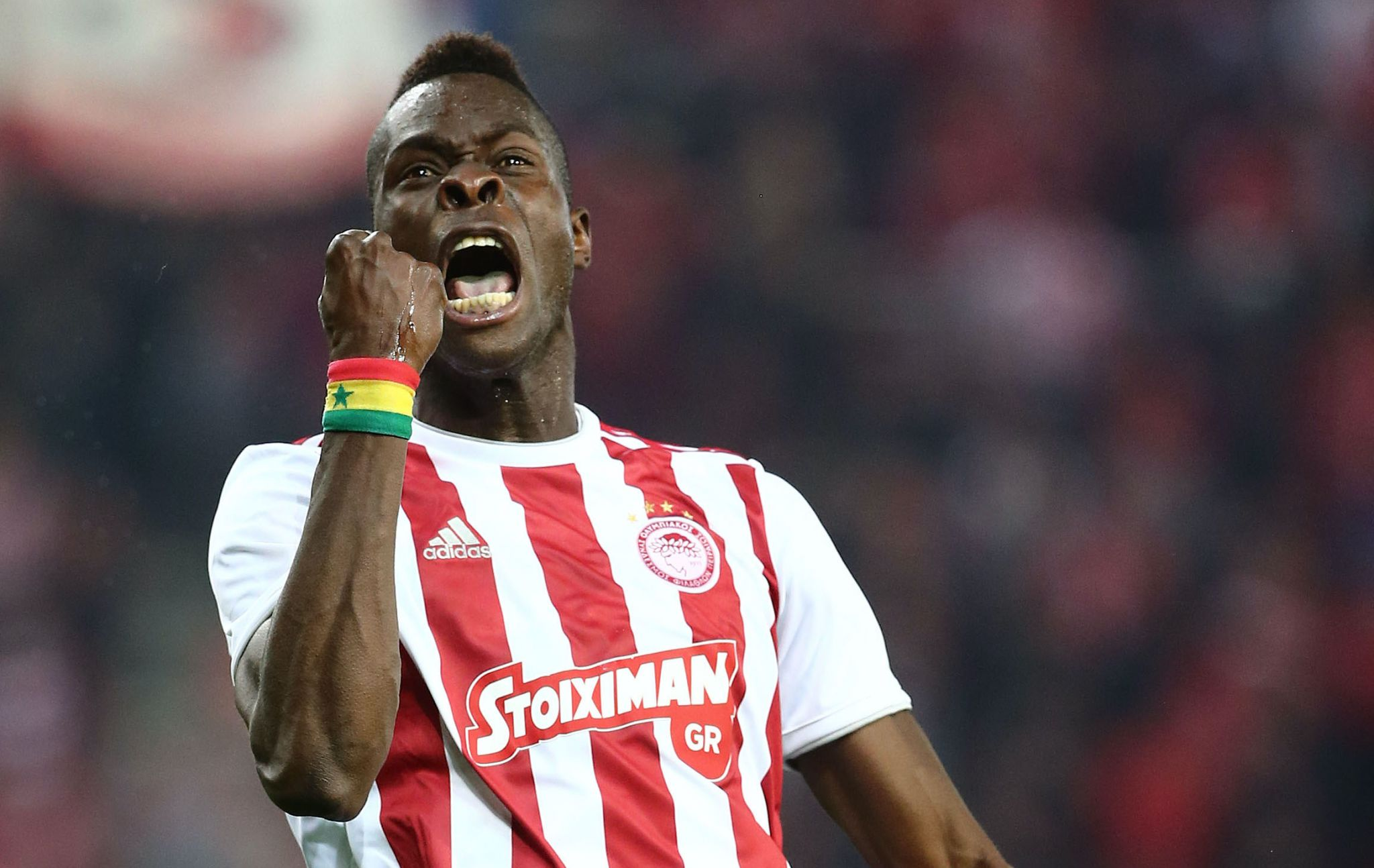 """Cisse: """"I dream of winning titles with Olympiacos"""""""