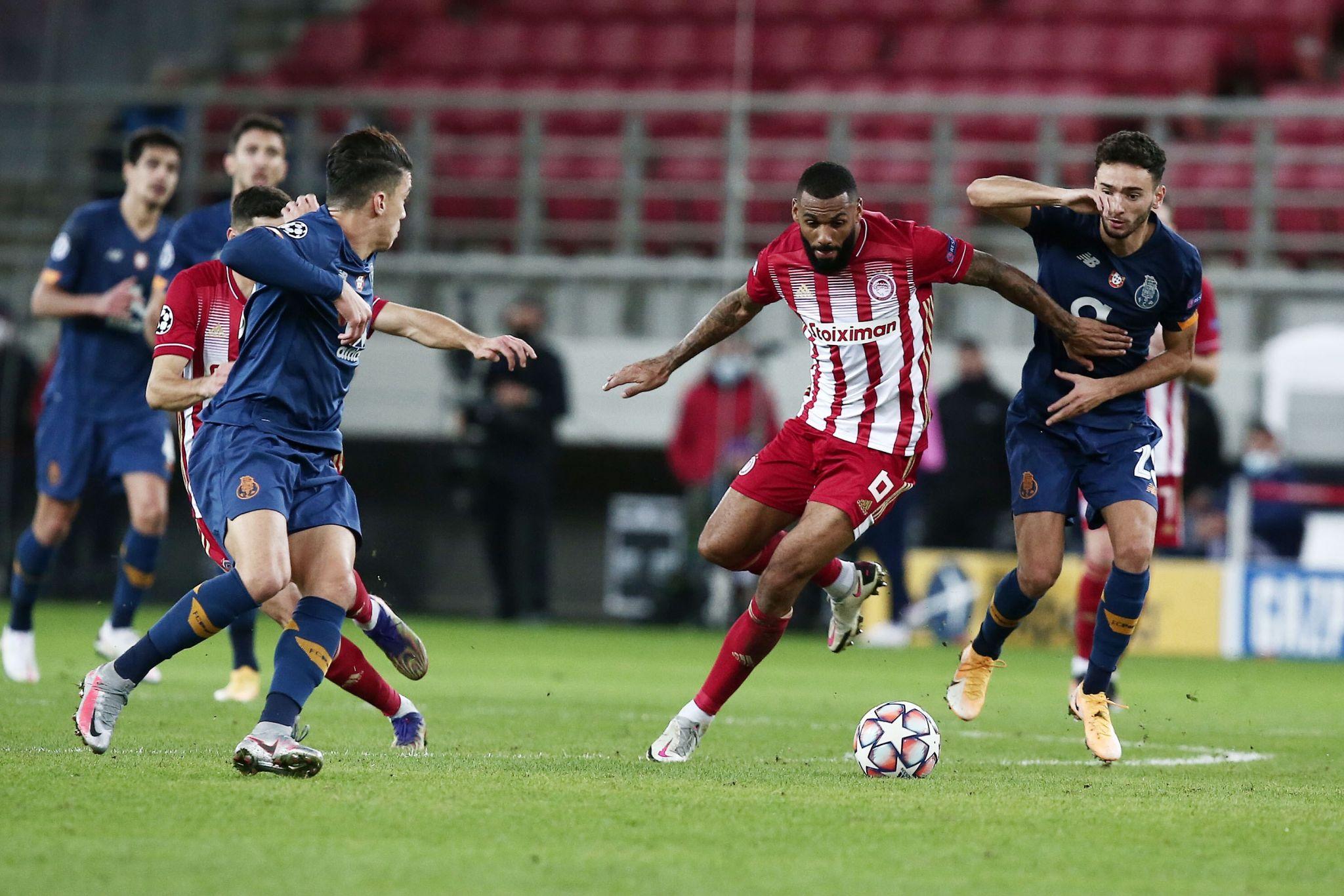 L'Olympiacos qualifié pour la Ligue Europa