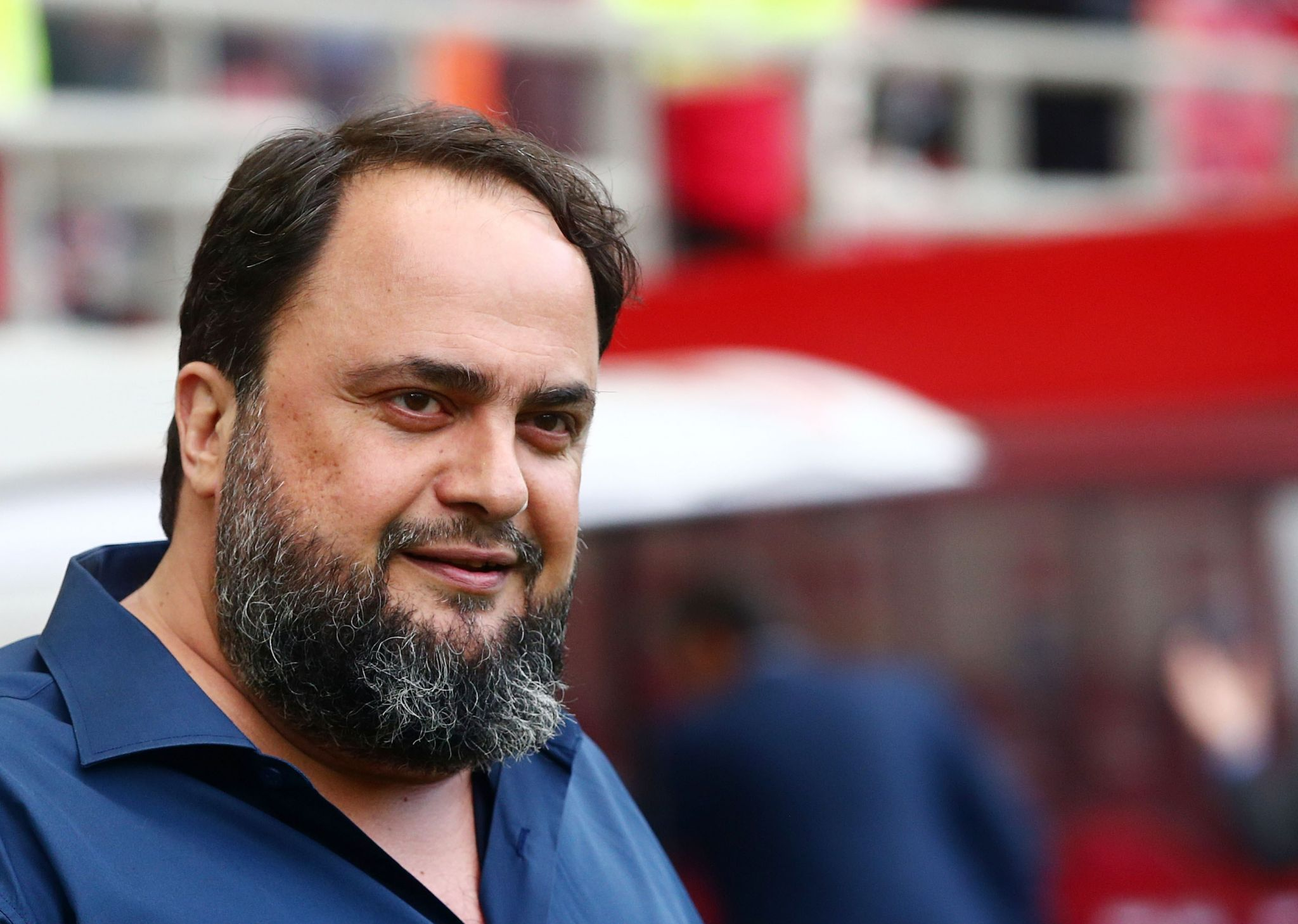 "Evangelos Marinakis: ""We will make it by our faith, strength and hard work"""