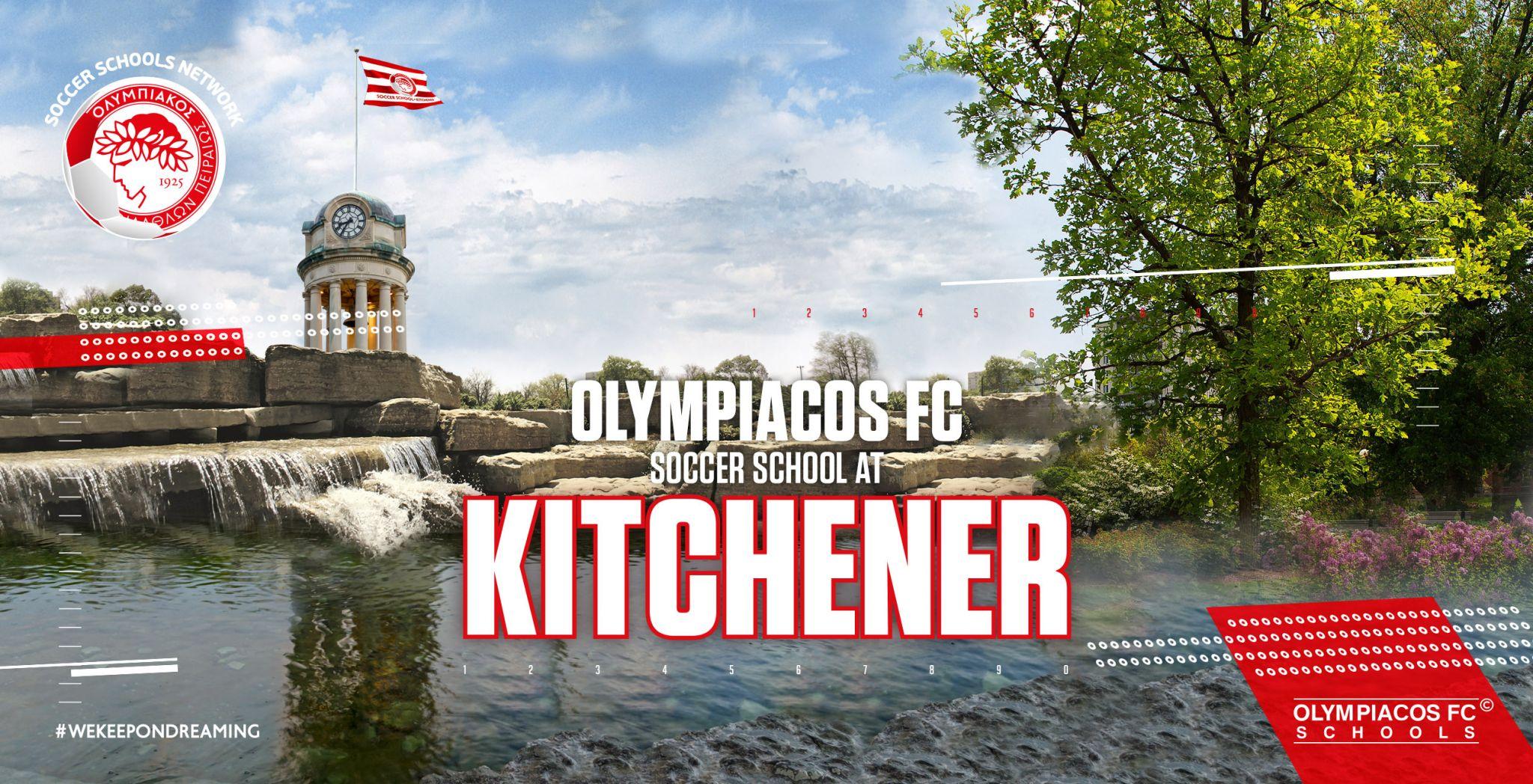El Olympiacós también en Kitchener