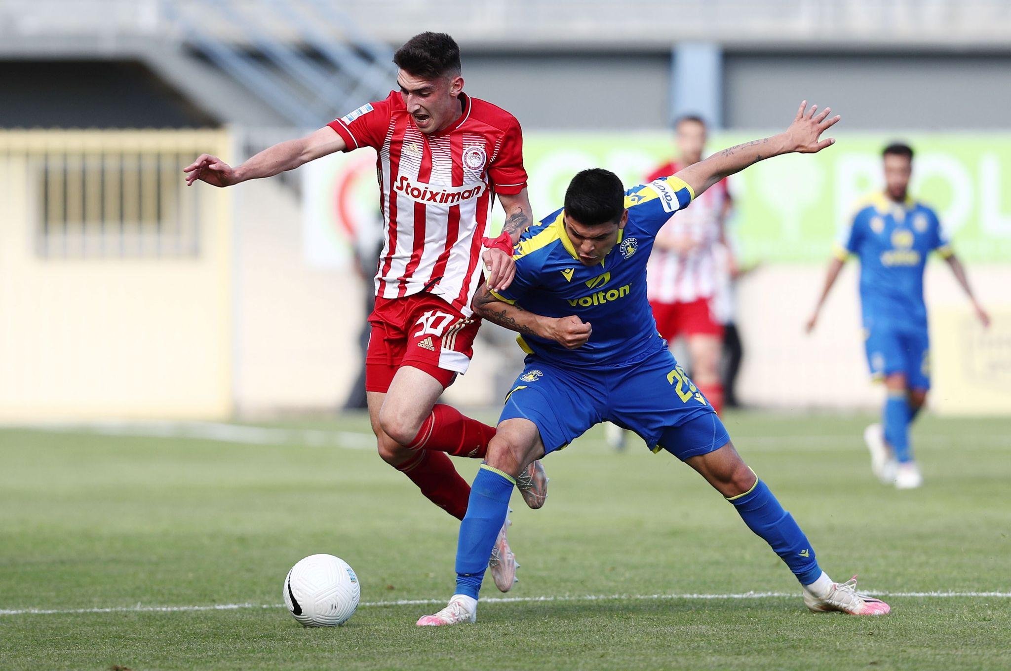 A goalless draw in Tripolis