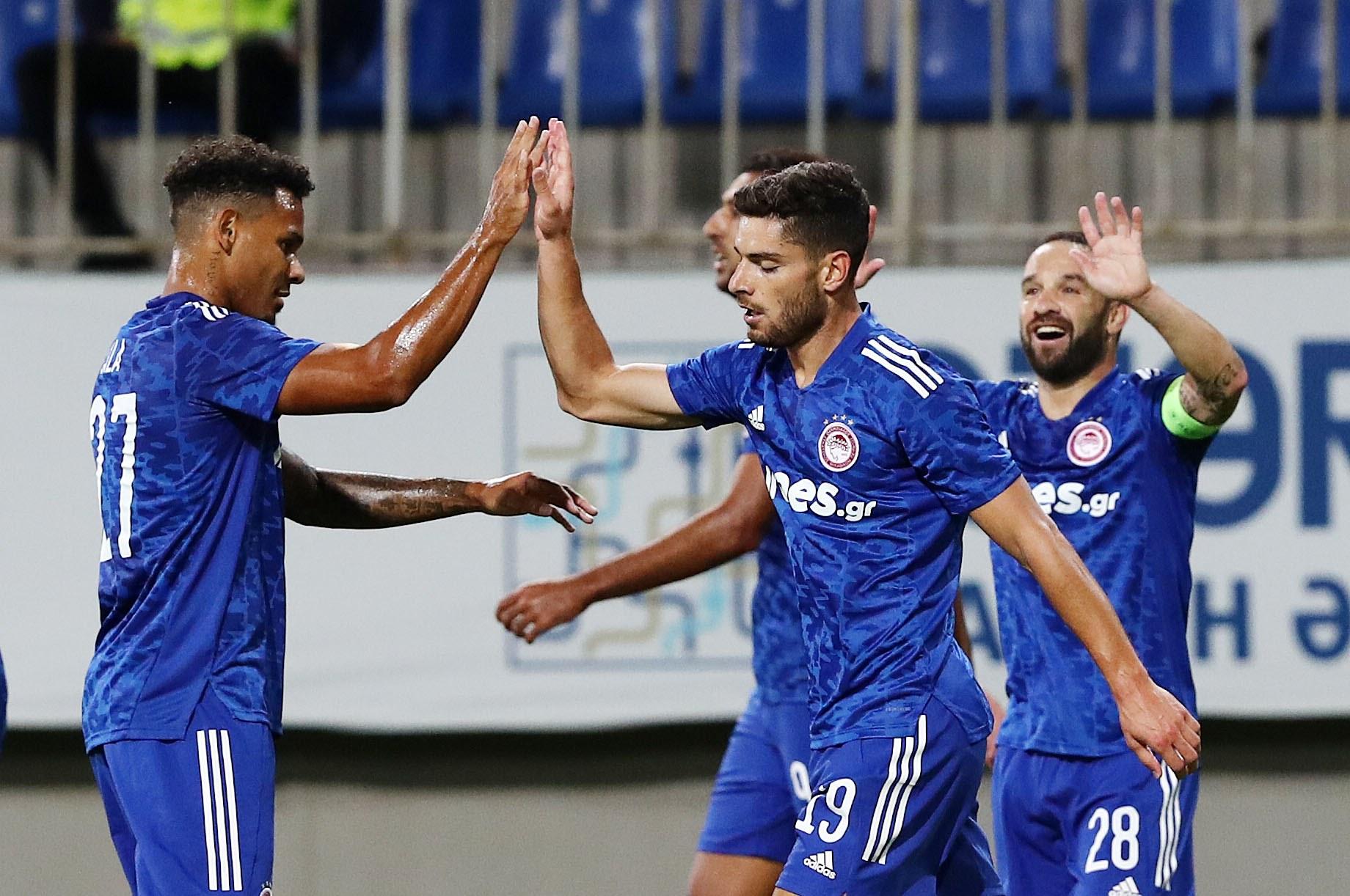 Vencedores también en Bakú